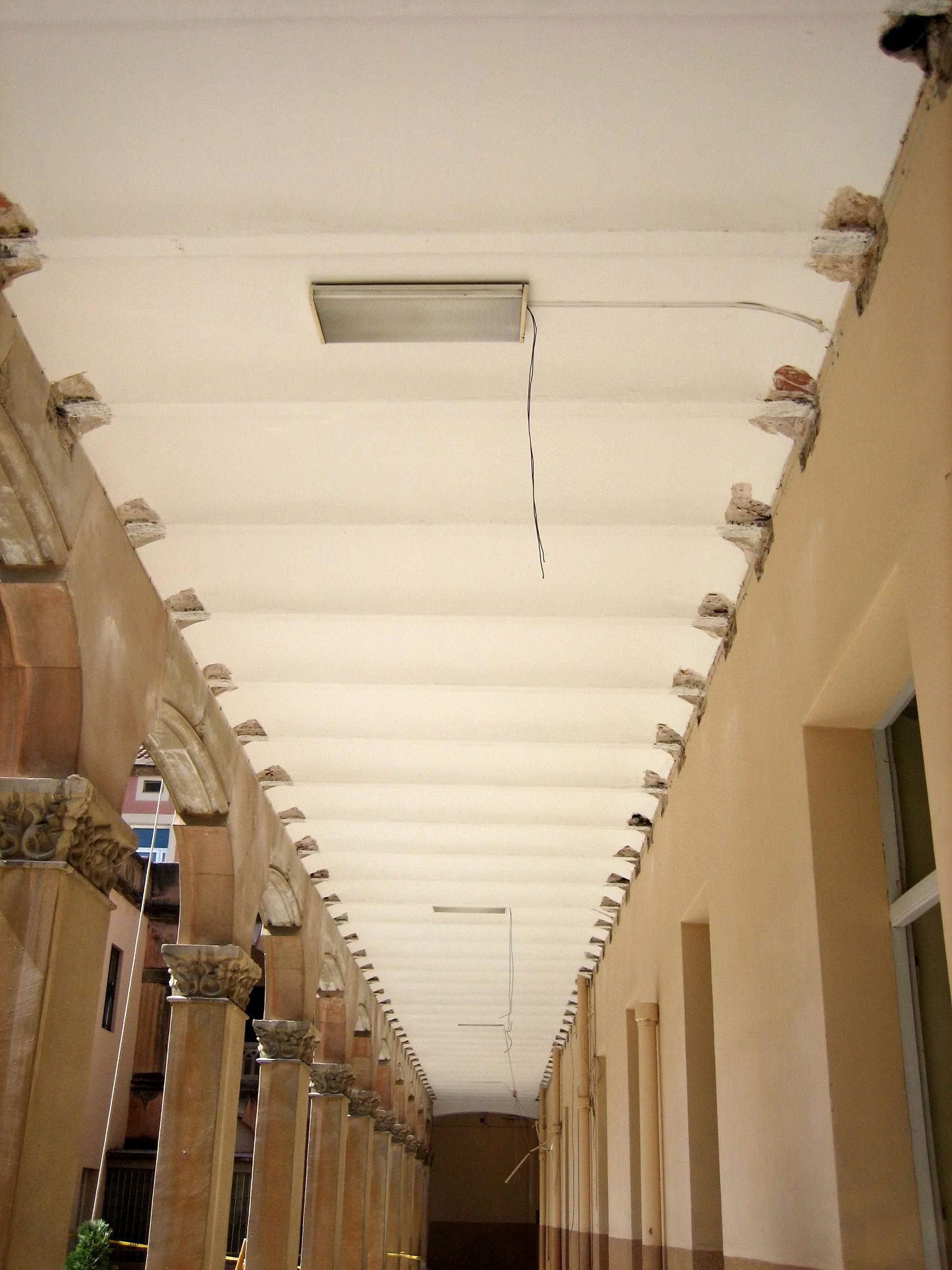 Canvi d'ús de l'edifici